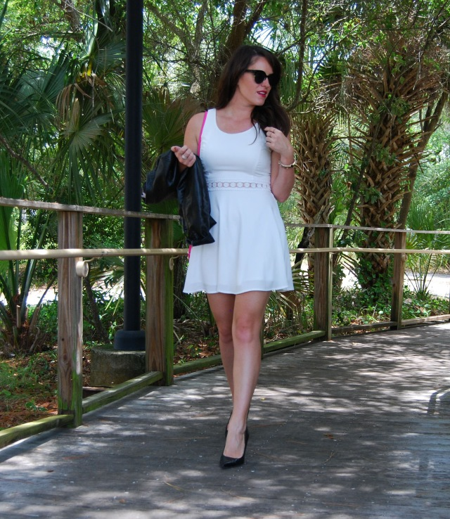 7 white dress | three wishes style