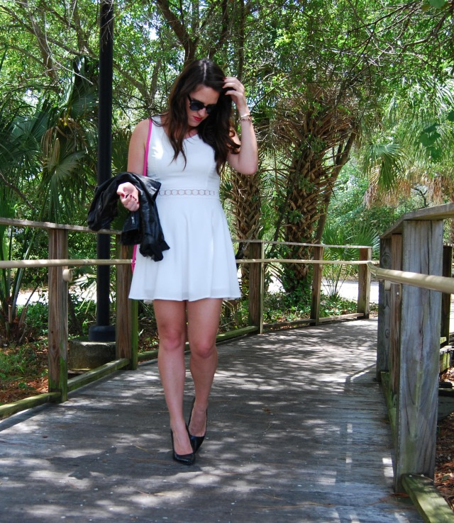 8 white dress | three wishes style