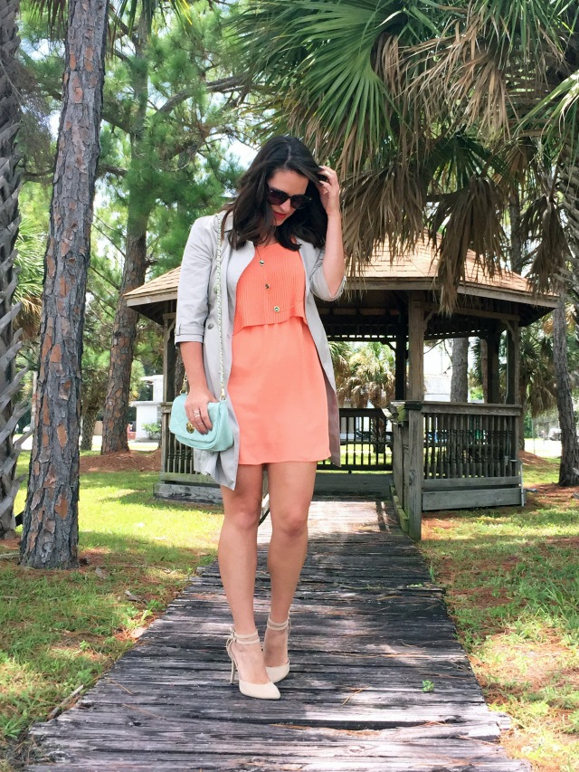 2  peachy keen dress | three wishes style