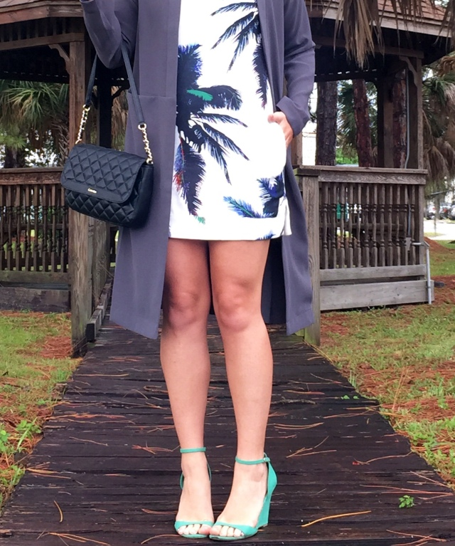 3palm tree dress | three wishes style