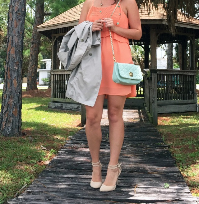 6 peachy keen dress | three wishes style