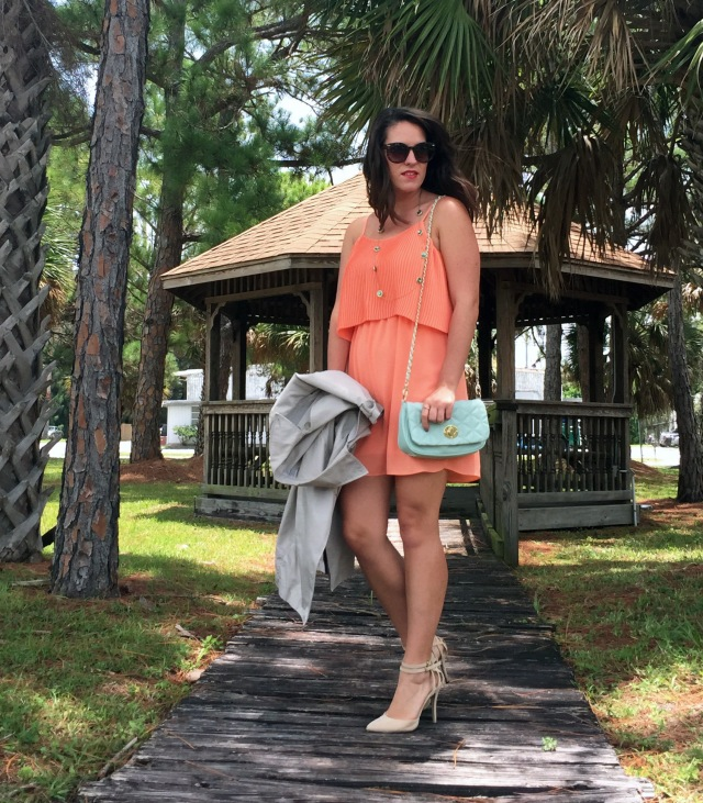 7 peachy keen dress | three wishes style