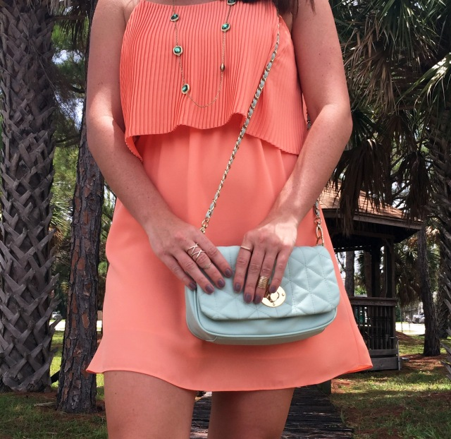 9 peachy keen dress | three wishes style