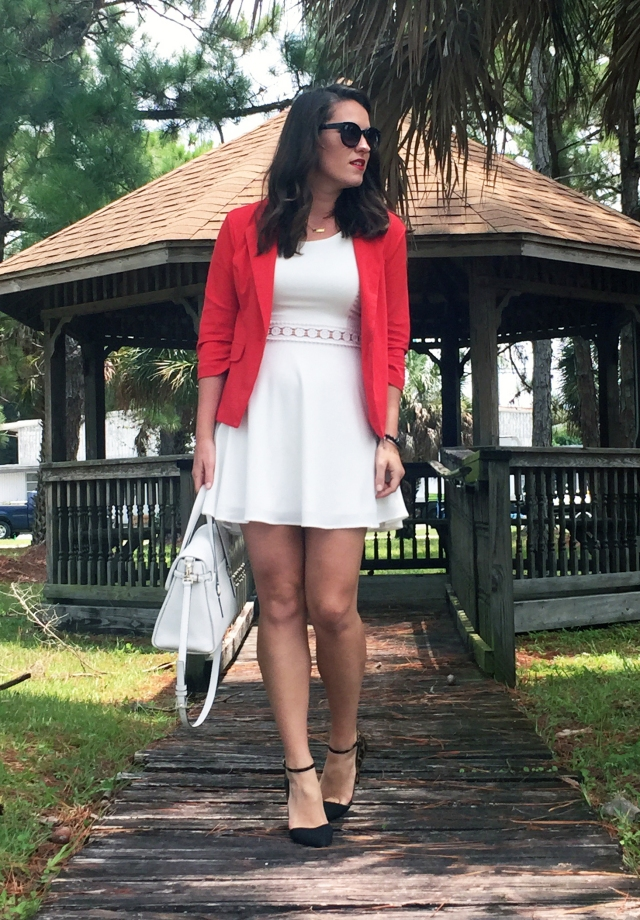 2 white and red | three wishes style