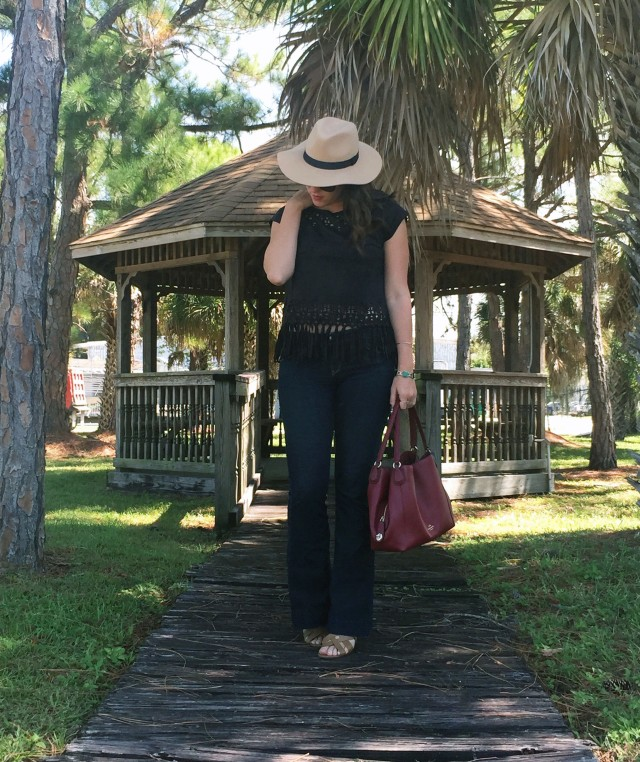 1 fringe and flares | three wishes style