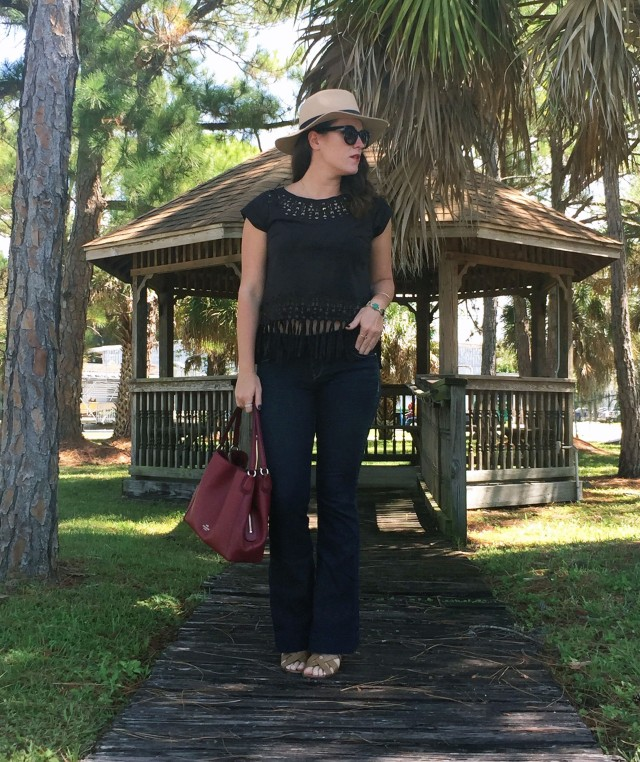 2 fringe and flares | three wishes style