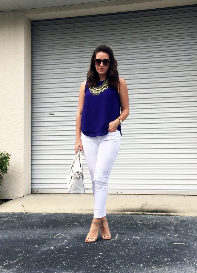 2 white jeans | three wishes style
