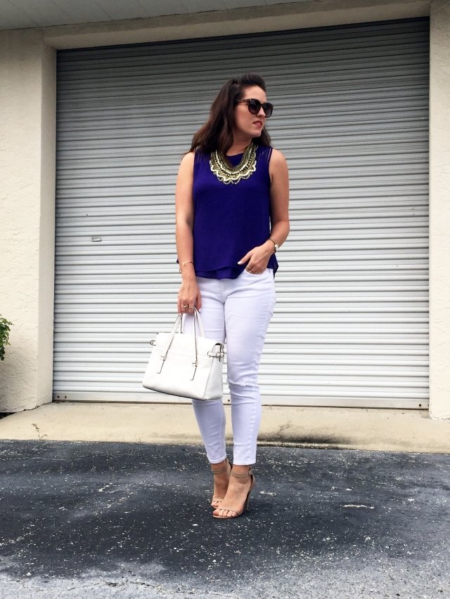 3 white jeans | three wishes style