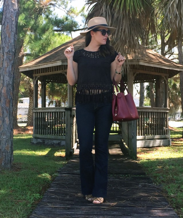 5 fringe and flares | three wishes style