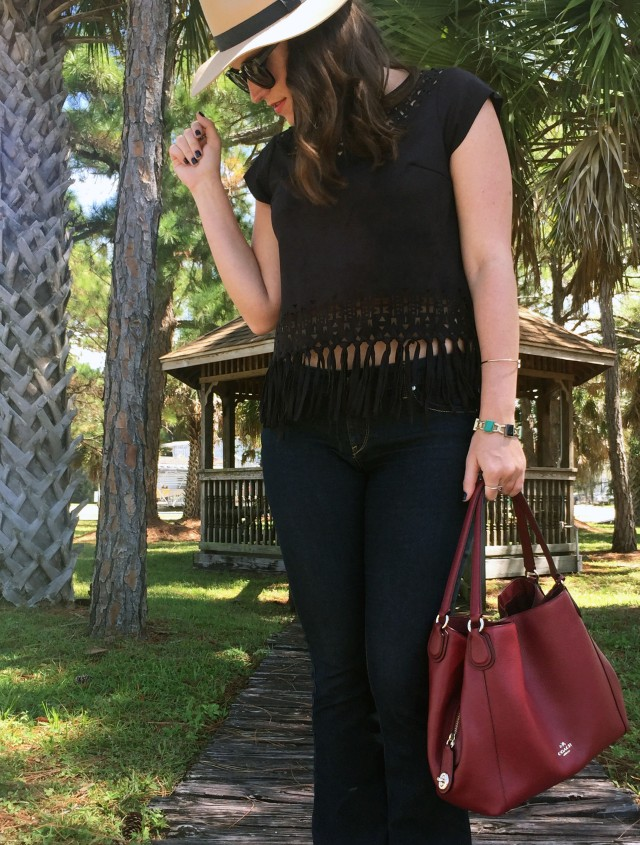 8 fringe and flares | three wishes style